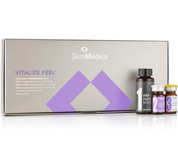 skin medica vitalize peel